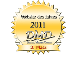 Website des Jahres 2011 - private Homepage