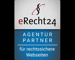 Agentur Partner für rechtssichere Seiten