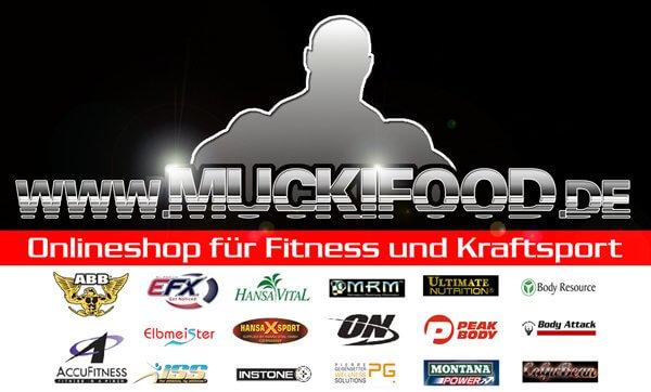 Printmedien - Druckvorlage Flyer für Fitnessprodukte