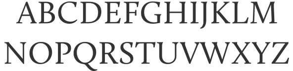 Download - Free Font Calluna