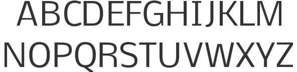 Download - Free Font Nobile