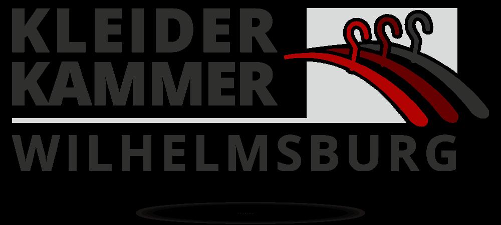 Entwurf des Kleiderkammer-Logos in 4c
