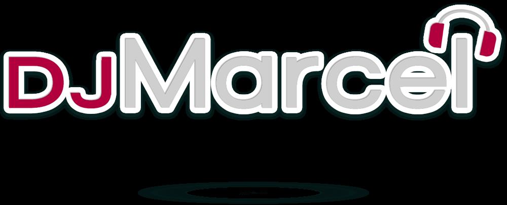 Logodesign DJ Marcel Hamburg