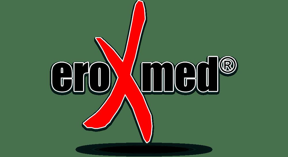 Logoerstellung für Medizinprodukte Hersteller eroXmed - Logodesign