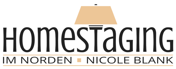 Logodesign Homestaging im Norden