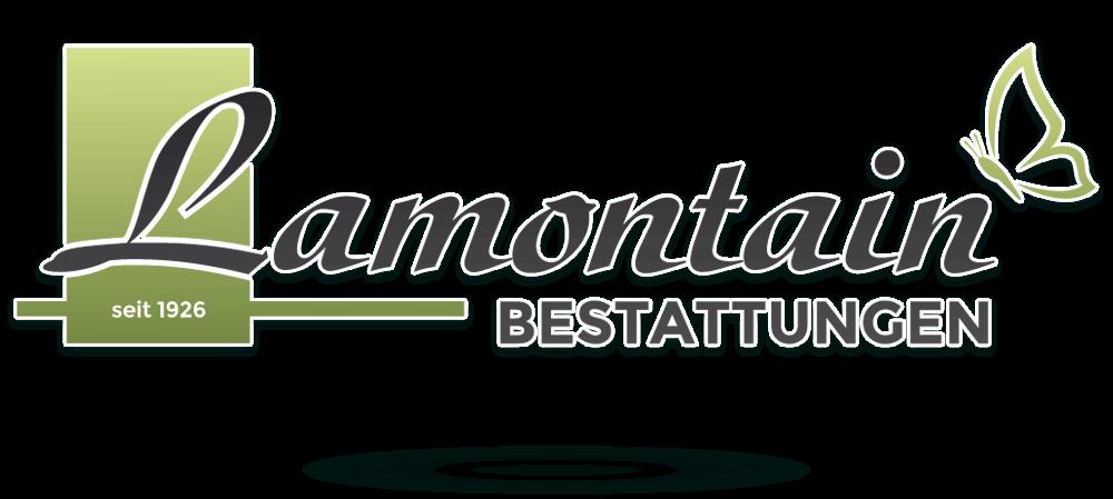 Logodesign für Bestattungs-Unternehmen mit Schmetterling