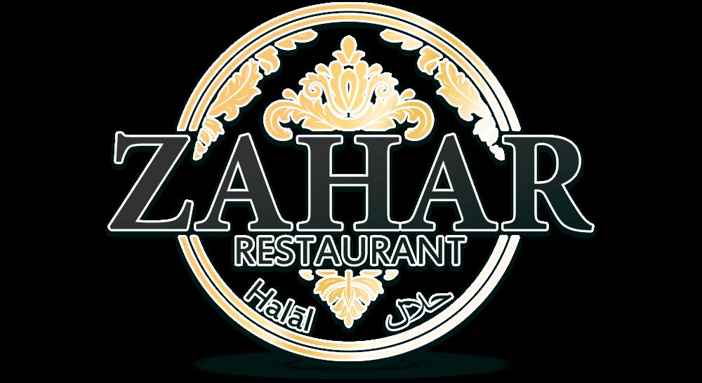 Logoerstellung Zahar-Restaurant Kiel