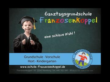 Flyer Grundschule Hamburg