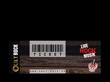 Printmedien - Eintrittskarte Konzert Musikagentur