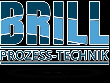 Logo für Industrievertretung in Blautönen mit Welle