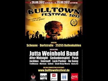 Plakat Festival Bullenkuhlen