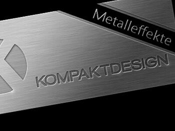 PSD – Metalleffekt