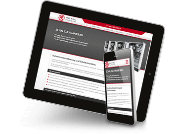 Responsive Webdesign Engineering-Firma Tangstedt