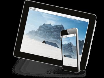 Mobiles Webdesign - Fotograf Schweiz