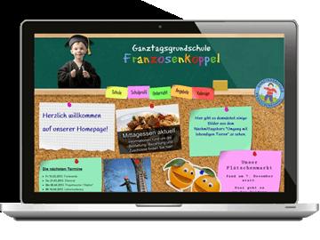 Homepage - Grundschule Franzosenkoppel Hamburg