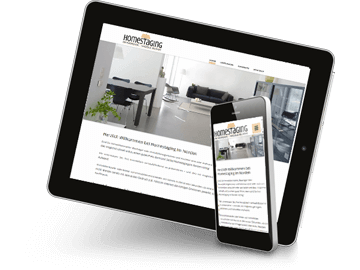 Responsive Webdesign Home Staging Pinneberg