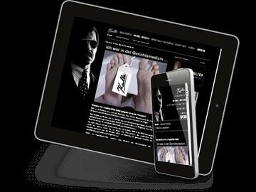 Responsive Webdesign - Kalle Schwensen Hamburg