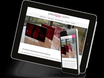 Werbetechnik-Homepage Buchholz