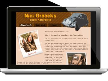 Webdesign - Website des Jahres 2011