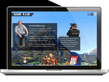 Private Homepage - Glarus / Schweiz