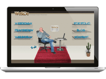 Webdesign - WeSiDe Webdesign Hamburg