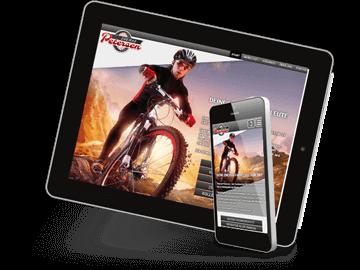 Responsive Webdesign Zweirad Werkstatt Halstenbek