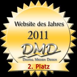Beste private Website 2011 - Platz 2