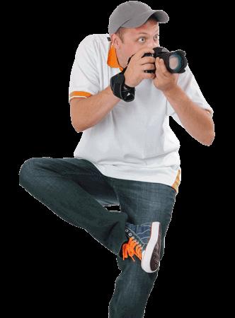 Printmedien, Logos und Fotografie